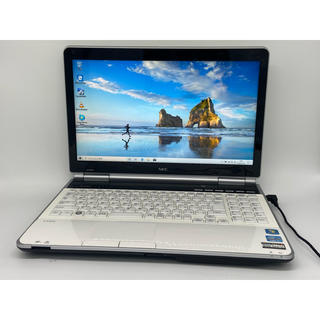 NEC - ブルーレイ 第2世代 Core i7 Windows10 NEC ノートパソコン