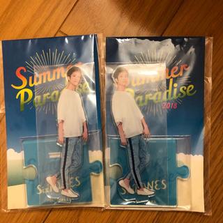 Johnny's - 田中樹アクスタ サマパラ 2つセット