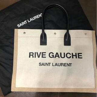 Saint Laurent - 最安値 リヴゴーシュ トートバック サンローラン