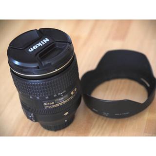 Nikon - Nikon 24-120mm f4 G ED VR