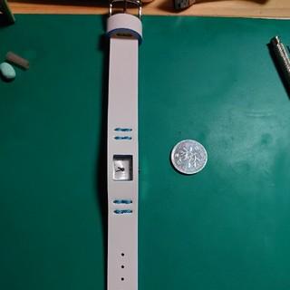 カバンドズッカ(CABANE de ZUCCa)のzucca レディース 電池交換済み。(腕時計)