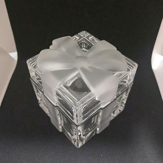 Tiffany & Co. - ティファニー クリスタル リボンボックス 中古