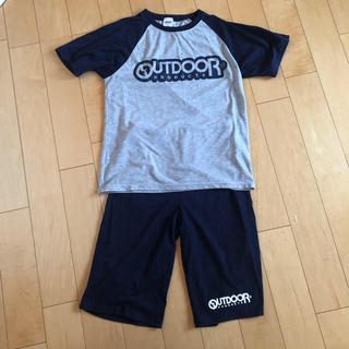 アウトドアプロダクツ(OUTDOOR PRODUCTS)のアウトドア セットアップ 150(Tシャツ/カットソー)