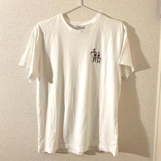 ジーヴィジーヴィ(G.V.G.V.)のカルネボレンテ Tシャツ carne bollente  SM(Tシャツ(半袖/袖なし))