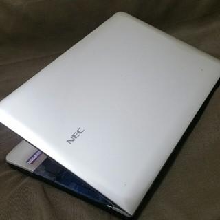 NEC - 高スペック/爆速4コア/第3世代i7/LaVie/最新Windows10