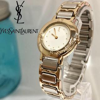 Saint Laurent - 専用箱付き イヴサンローラン腕時計 レディース腕時計 新品電池 美品 17