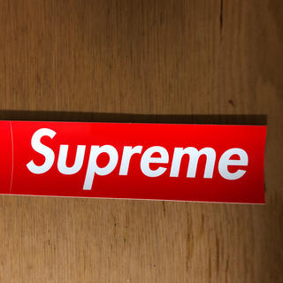 Supreme - シュプリーム ステッカー
