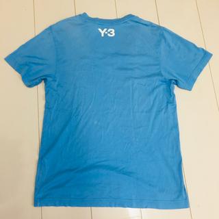 Y-3 - ◆ Y-3 ロゴ Vネック Tシャツ yohji yamamoto ◆