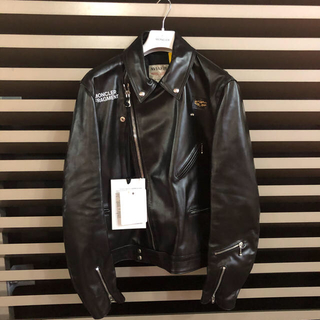 MONCLER - MONCLER × fragment  × Lewis Leathers