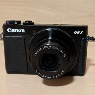 Canon - CANON PowerShot G9 X
