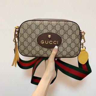 Gucci - GUCCI グッチ メッセンジャーバッグ ショルダーバッグ