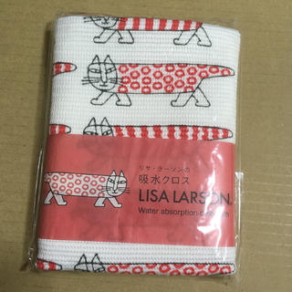 リサラーソン(Lisa Larson)のリサラーソン  吸水クロス マイキー  (収納/キッチン雑貨)