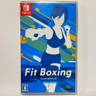 Nintendo Switch - ★フィット ボクシング★ Fit Boxing Switch