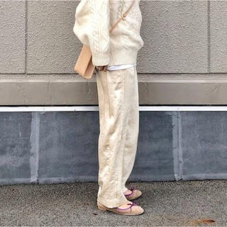 BEAUTY&YOUTH UNITED ARROWS - <6(ROKU)>NEW SATIN PANTS/サテンパンツ