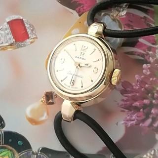 OMEGA - ⭐OH済 綺麗オメガ 初期レディマティック 極貴重 レディースウォッチ時計 美品