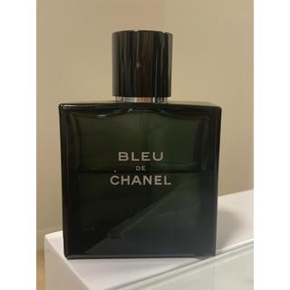 CHANEL - シャネル ブルードゥシャネル  50ml