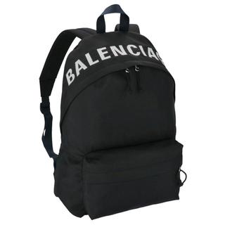 バレンシアガ(Balenciaga)のバレンシアガ BALENCIAGA リュック 2020春夏新作 WHEEL ロゴ(バッグパック/リュック)