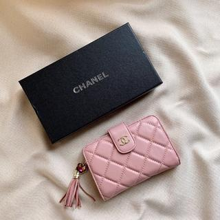CHANEL - Chanel 3つ折り財布  小銭入れ