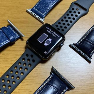 アップルウォッチ(Apple Watch)のApple Watch series2 42mm Nike+ 付属品完備(その他)