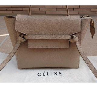 celine - CELINE セリーヌベルト バッグ