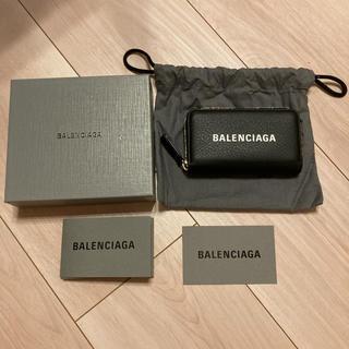 バレンシアガ(Balenciaga)のバレンシアガ BALENCIAGA エブリデイ ラウンドジップ コインケース(コインケース/小銭入れ)