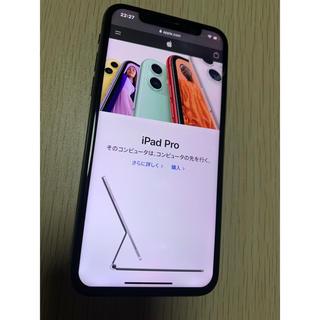 Apple - iPhonex 64GB ジャンク