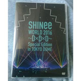 シャイニー(SHINee)のSHINee WORLD2016D×D×D in TOKYO DOME(ミュージック)