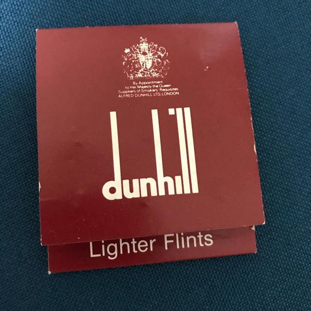 Dunhill(ダンヒル)のダンヒル dunhill ライター 着火石 発火石 7個 メンズのファッション小物(タバコグッズ)の商品写真