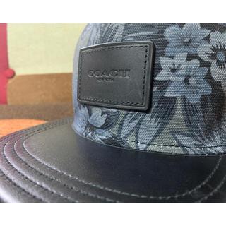 COACH - 美品 coach  キャップ