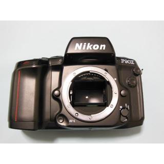 ニコン(Nikon)のNikon F90X(フィルムカメラ)
