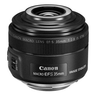 Canon - 【新品未使用】キヤノン CANON EF-S 35mm 2.8 マクロ STM