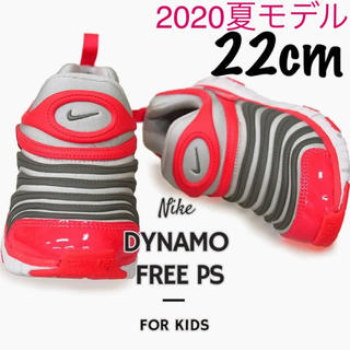 NIKE - ナイキ(NIKE) キッズスニーカー(ナイキ ダイナモ フリー PS) 22cm