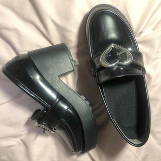 バブルス(Bubbles)の厚底ローファー・ブーツ(ローファー/革靴)
