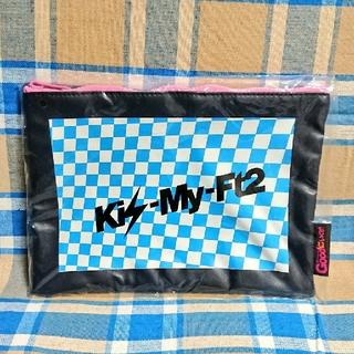 キスマイフットツー(Kis-My-Ft2)のキスマイ ポーチ(ポーチ)