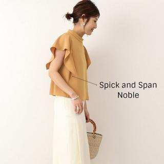 Spick and Span - 【Spick and Span Noble】ハイネック袖フレアブラウス