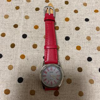 アルバ(ALBA)のALBA SEIKO 革バンド腕時計(腕時計)