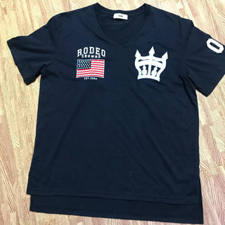 RODEO CROWNS WIDE BOWL - RODEO CROWNS Tシャツ