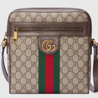 Gucci - GUCCI ショルダーバッグ オフィディア メッセンジャーバッグ