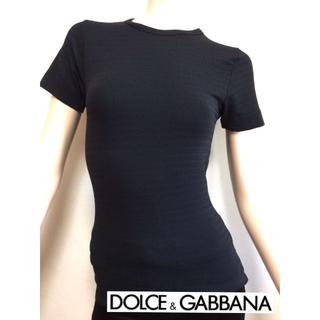 ドルチェアンドガッバーナ(DOLCE&GABBANA)のDOLCE & GABBANA ALLロゴ Tシャツ(Tシャツ(半袖/袖なし))
