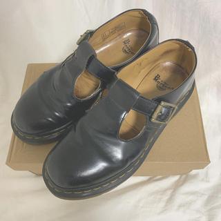 ドクターマーチン(Dr.Martens)のドクターマーチン ストラップシューズ(ローファー/革靴)