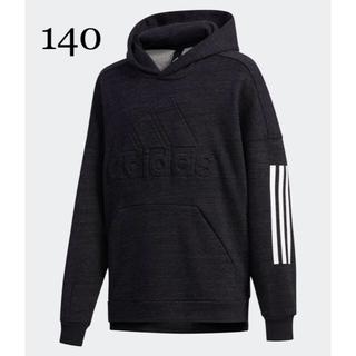 adidas - adidas/アディダス パーカー クルーパーカー 140