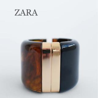 ZARA - 【新品・未使用】ZARA べっ甲風 ブレスレット