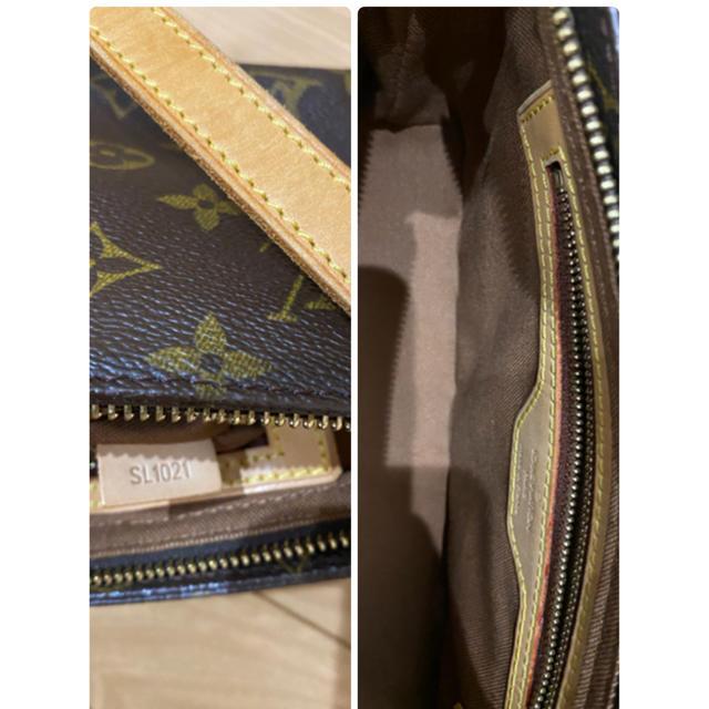 LOUIS VUITTON(ルイヴィトン)のルイヴィトン☆トロター☆美品☆シアルナンバー有 レディースのバッグ(ショルダーバッグ)の商品写真