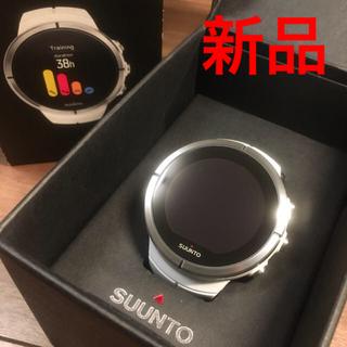 スント(SUUNTO)の【新品正規品】Suunto Spartan Ultra White 1年保証付(その他)