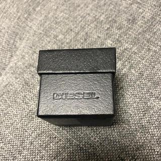 ディーゼル(DIESEL)のディーゼル指輪用箱とミニ巾着(ショップ袋)