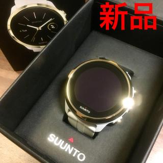 スント(SUUNTO)の新品正規品 SUUNTO Spartan Sport Wrist HR Gold(ウォーキング)