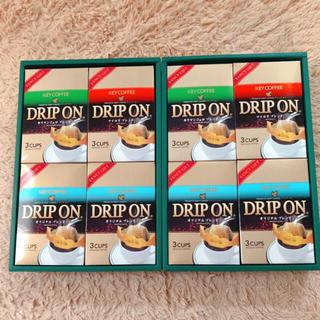 キーコーヒー(KEY COFFEE)の最終値下げ KEY COFEE   DRIP ON ☺︎(コーヒー)