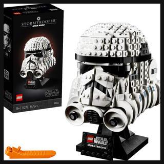 レゴ(Lego)のレゴ スター・ウォーズ ストームトルーパー(TM)のヘルメット 75276(SF/ファンタジー/ホラー)
