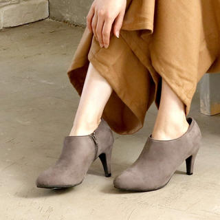 オリエンタルトラフィック(ORiental TRaffic)のVivian ショートブーツ(ブーツ)