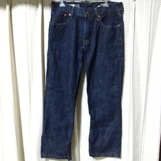 ギャップ(GAP)のGAP デニムパンツ 30インチ 青 ギャップ カジュアル ファストファッション(デニム/ジーンズ)